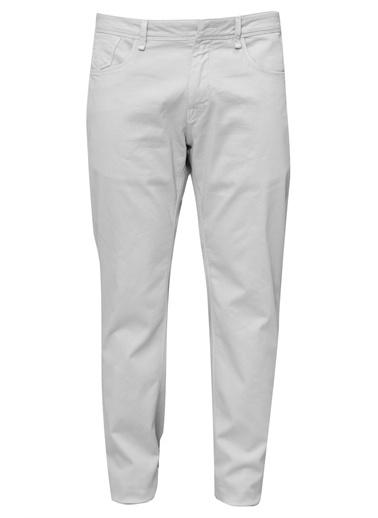 Lufian Aftel Smart Chino Pantolon Slim Fit   Gri